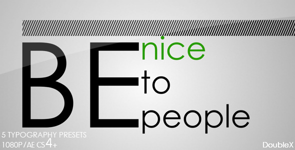 VideoHive Quotes Typography Pack V1 2405295