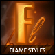 Flame styles - GraphicRiver Item for Sale
