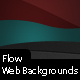 Flow Web Background Set - GraphicRiver Item for Sale