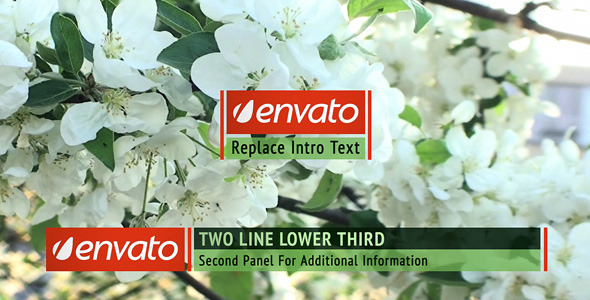 After Effects Project - VideoHive Sliding Brackets Lower Third 2406266
