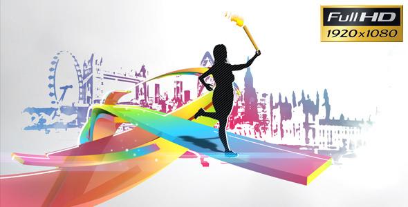 VideoHive Olympics Logo Bumper 2414694