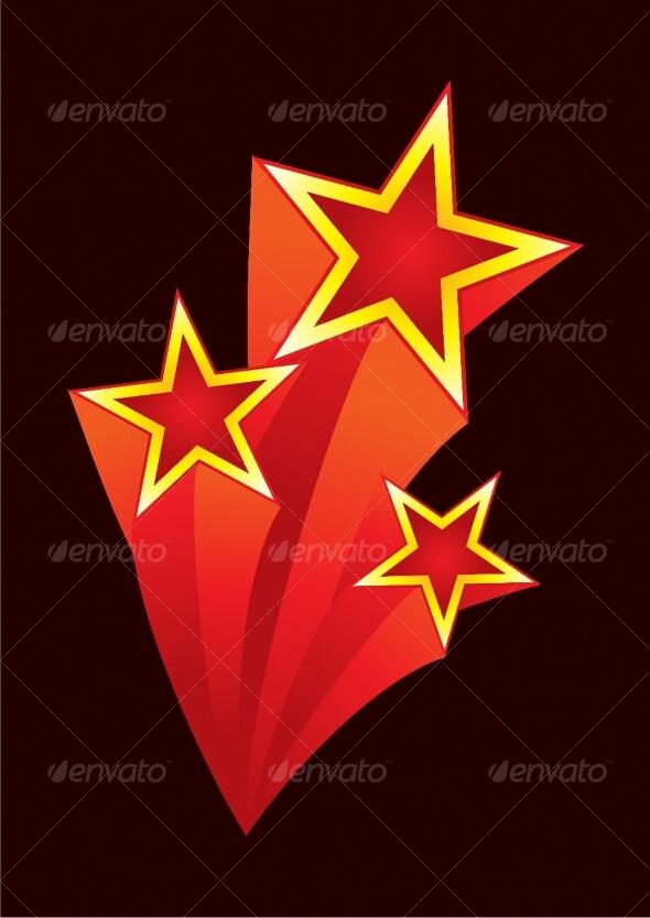 GraphicRiver Stars explosion 88850