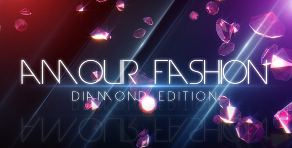 After Effects Project - VideoHive Amour Fashion 2418295