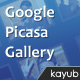 Google Picasa Gallery & API - CodeCanyon Item for Sale