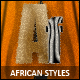 African styles - GraphicRiver Item for Sale