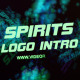 Spirits Logo Intro - VideoHive Item for Sale