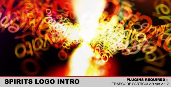 VideoHive Spirits Logo Intro 2422712