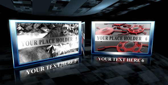 After Effects Project - VideoHive Energy card moving trailer 89028