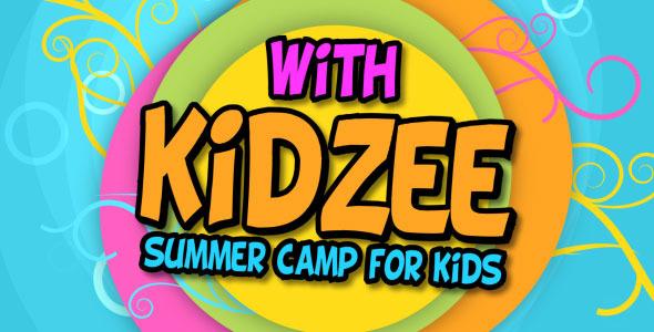 VideoHive Kidzee Summer Camp For Kids 2424987