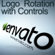 Logo Reveal Rotation with Controls - VideoHive Item for Sale