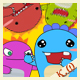 cute cuddely monster dinosaur creatures! - GraphicRiver Item for Sale