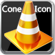 3D Construction Icon: Cone - GraphicRiver Item for Sale