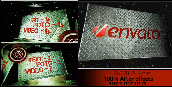After Effects Project - VideoHive Slides 2433197