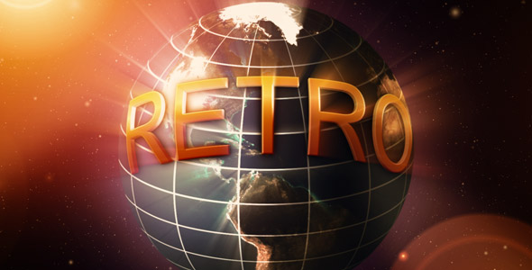 After Effects Project - VideoHive RETRO EPIC TRAILER 89305