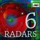 Abstract radars illustrations - GraphicRiver Item for Sale