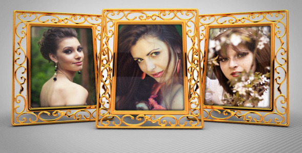 After Effects Project - VideoHive Frames 2435395