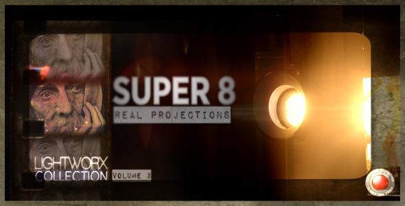 After Effects Project - VideoHive Super 8 Bundle 2437532