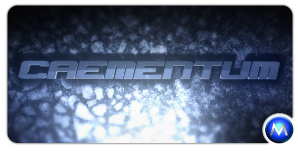 After Effects Project - VideoHive Caementum Title Logo Opener 2439505