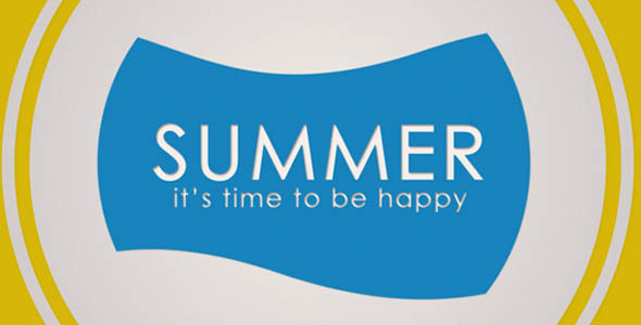 After Effects Project - VideoHive Summer 274476