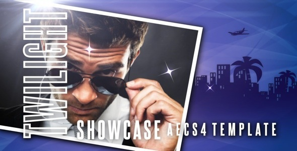 VideoHive Twilight Showcase 2442024