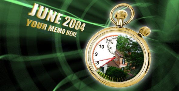 After Effects Project - VideoHive Time Tunnel V1 89595