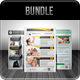 Product Promotion Flyer Bundle - GraphicRiver Item for Sale