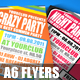 Trendy Flyers - GraphicRiver Item for Sale