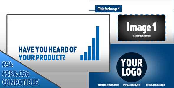 After Effects Project - VideoHive Promote your Service Business Product 244 ...