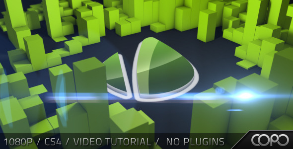 After Effects Project - VideoHive Elegant Logo Reveal 2445118