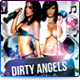 Dirty Angels Ladies Night Party Flyer - GraphicRiver Item for Sale