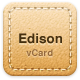 Edison - Responsive vCard Template - ThemeForest Item for Sale