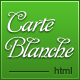 Carte Blanche - HTML Theme - ThemeForest Item for Sale