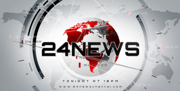 VideoHive Broadcast Design Complete News Package 2 2452976