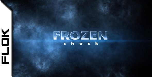 After Effects Project - VideoHive Frozen Shock 2453395