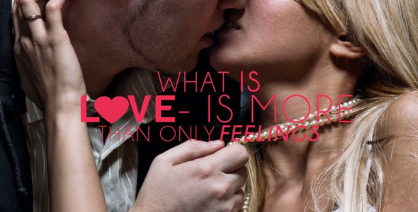 After Effects Project - VideoHive What is Love 267157