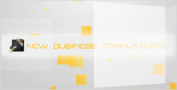 After Effects Project - VideoHive Clean Business Template 2454137