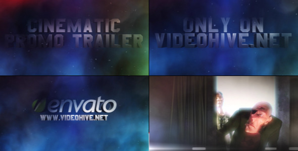 After Effects Project - VideoHive Cinematic Promo Trailer 2454287