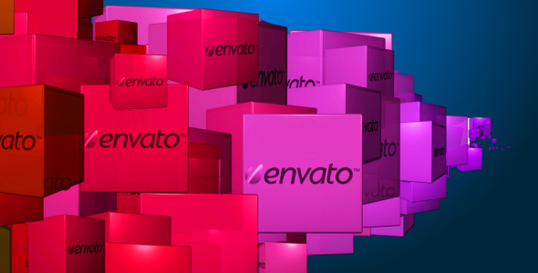 After Effects Project - VideoHive Cube Logo Transition V1 89963