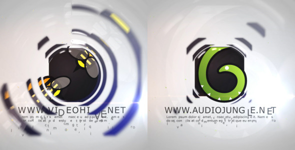 After Effects Project - VideoHive Clean Circle Oppener 2456712