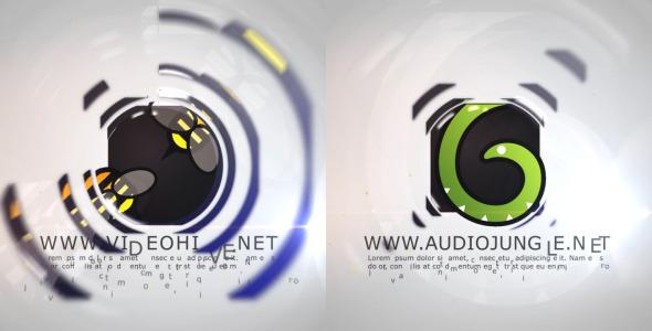 VideoHive Clean Circle Oppener 2456712