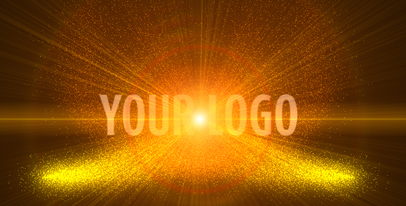 After Effects Project - VideoHive Logo dust 90029