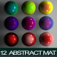 12 Vivid/Abstract SHADERS - 3DOcean Item for Sale