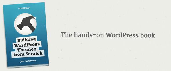 TutsPlus Building WordPress Themes from Scratch 2461630