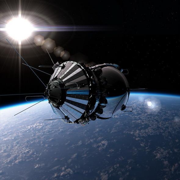 vostok spacecraft - photo #27