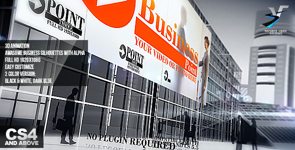 VideoHive Business Point 2464759
