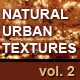 Natural urban textures pack, volume 2 - GraphicRiver Item for Sale