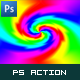 Spectrum Animation Photoshop Action - GraphicRiver Item for Sale