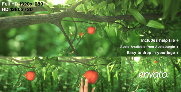 VideoHive Eden Logo Reveal 2444694