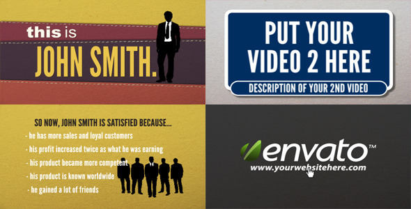 After Effects Project - VideoHive Sales Promotion 2450006