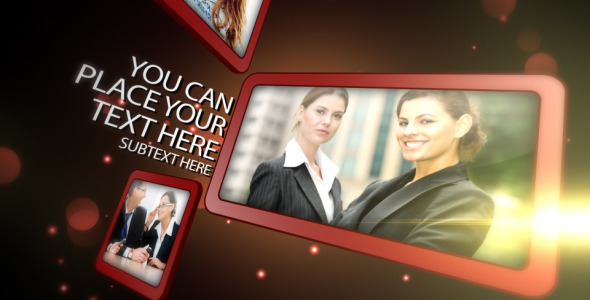 VideoHive Way To The Top 2475793
